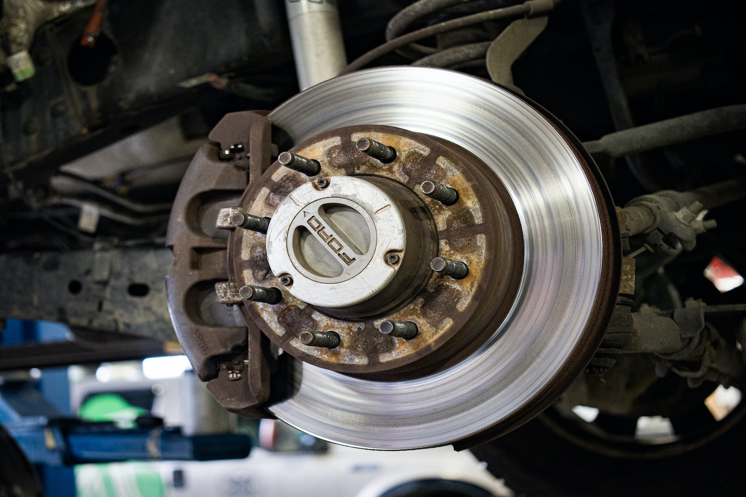 brakes about to be serviced texas complete